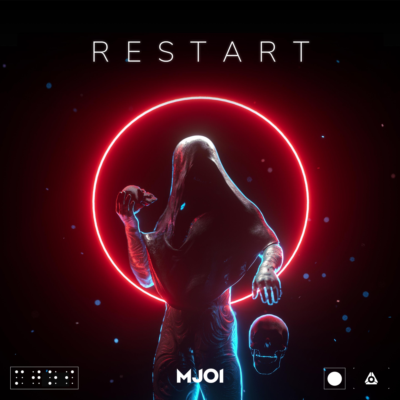 Mjoi - Restart EP Artwork